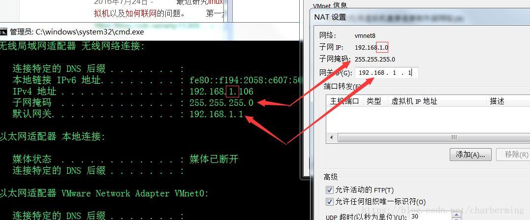 linux虚拟机联网问题:destination host unreachable - 程序员大本营 Vmware Ping Destination Host Unreachable