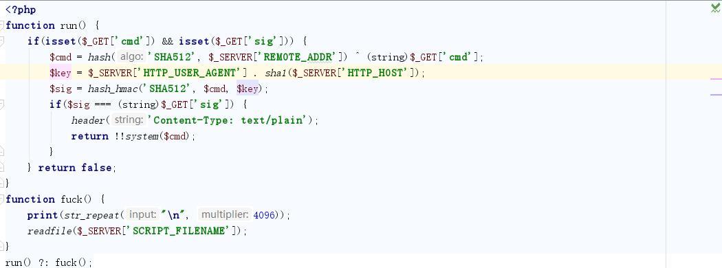 remoteaddr_由于要用到remote_addr,所以我们可以在自己的vps上布置一个php,然后
