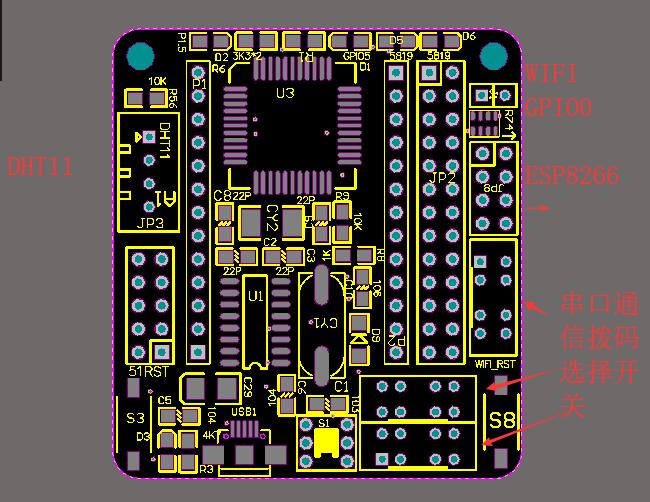 com/s/1968t2qituxoyxle_nzgvda 密码:yj7w 自己的开发板做了做了第一