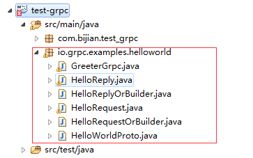 grpc java helloworld简单demo开发- 程序员大本营