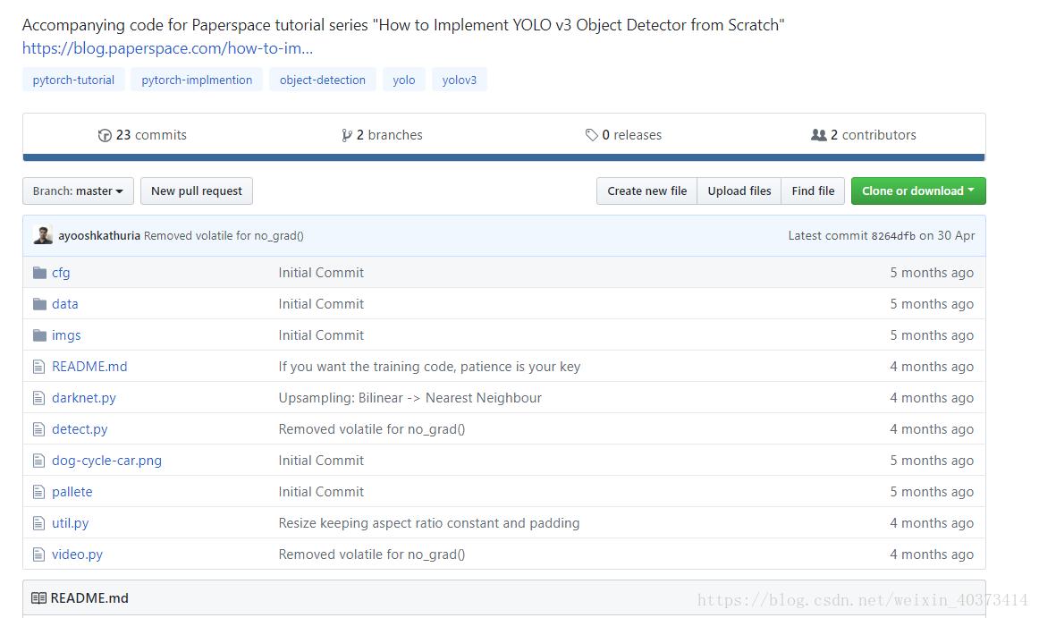 Pytorch版YOLO v3,中的视频保存- 程序员大本营